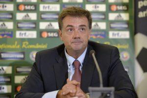 Kyros Vassaras este șeful arbitrilor români din august 2014. (Credit foto: sport.ro)
