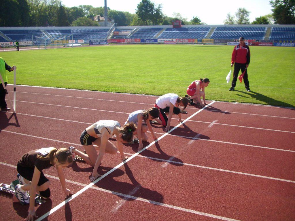 poza-atletism