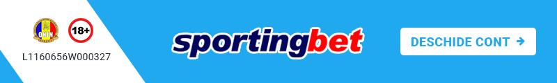 Deschide cont la Sportingbet