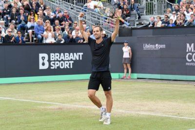 Tenismenul Richard Gasquet a anunţat că nu va putea evolua în finala Cupei Davis