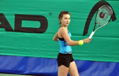 Jucătoarea Elena-Gabriela Ruse a fost eliminată în primul tur la Taipei Open