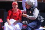Ilie Năstase exclude să o antreneze pe Simona Halep: 'Iar iau amenzi, sar la arbitri, mă enervez'