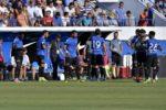 FC Viitorul - Ludogoreţ Razgrad, 2-0, într-un meci amical