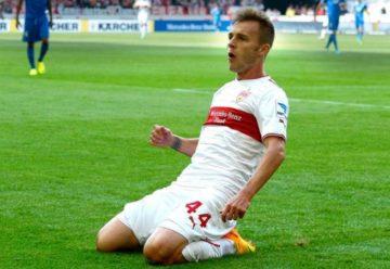 Alex Maxim povestește cum a ajuns în Germania - Victor Pițurcă l-a sfătuit să semneze cu VfB Stuttgart