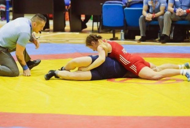 Alexandra Anghel a cucerit medalie de argint la CM de lupte under 23