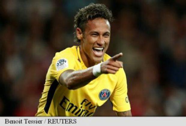 Neymar a marcat golul care a adus victoria Braziliei în meciul amical cu Uruguay, scor 1-0