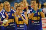 SCM Râmnicu Vâlcea a ratat calificarea în faza grupelor Cupei EHF