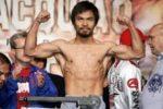 Manny Pacquiao își pune în joc centura WBA la categoria semimijlocie, pe 19 ianuarie la Las Vegas