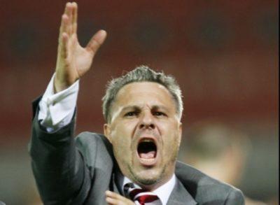 Marius Șumudică îi urează baftă antrenorului Mircea Rednic pentru că 'are un meci foarte greu'