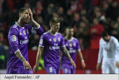 Real Madrid face precizări despre testele antidoping pe care Sergio Ramos le-a picat: 'UEFA a solicitat anumite informaţii'