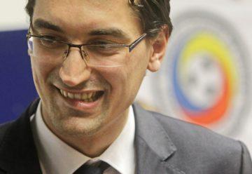 Preşedintele FRF, Răzvan Burleanu, cataloghează grupa de la CM din 2019 a naționalei de tineret drept 'foarte dificilă'
