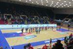 Pentru Trofeul Carpați vor lupta România A și România B, după ce România A a învins Serbia, scor 29-26