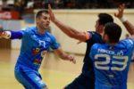 HC Dobrogea Sud Constanţa s-a calificat în grupele Cupei EHF după ce a învins pe HK Malmo, cu scorul de 34-28 (17-12)