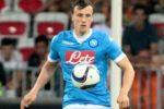 Recuperarea lui Chiricheş merge bine - El s-a antrenat alături de coechipierii săi de la Napoli, într-un program separat
