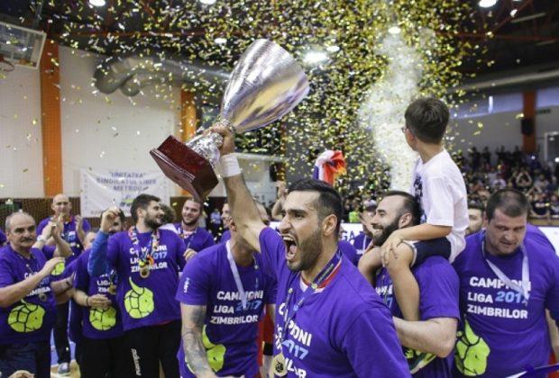 FABULOS Dinamo a trecut de faza grupelor și joacă barajul pentru optimile Ligii Campionilor, la handbal masculin