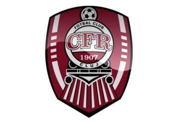 CFR Cluj învinge FC Voluntari, scor 5-0, în Liga I. George Ţucudean a reușit să înscrie trei goluri