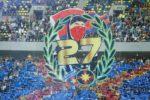 FCSB – Gaz Metan Mediaş, scor 2-1, în Liga I. Ivanov şi Moruţan au fost eliminaţi; oaspeţii au înscris în inferioritate numerică