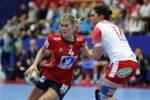Norvegia a învins Cehia, în grupa din care face parte și România, la Campionatul European de handbal feminin, din Franța