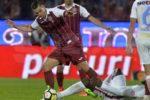 Astra Giurgiu a reușit doar un egal cu FC Botoșani, pe teren propriu. Cele două goluri au fost marcate de Belu și Burcă