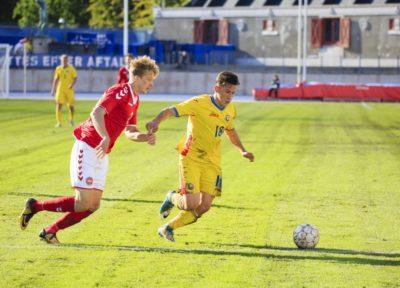 Echipa naţională U19, în grupă cu Irlanda, Rusia şi Azerbaidjan la Turul de Elită