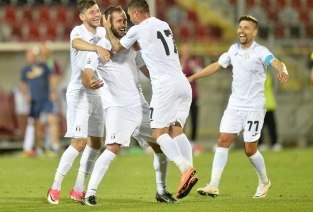 Echipa Astra Giurgiu a învins în deplasare Dunărea Călăraşi, scor 2-1, în etapa a XVIII-a a Ligii I
