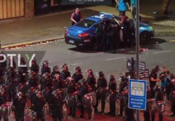 FINALA Cupei Libertadores a declanșat haosul în Argentina: confruntări cu poliţiştii, gloanţe de cauciuc şi gaze lacrimongene - VIDEO