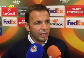Antrenorul Javi Calleja a fost dat afară de la Villarreal