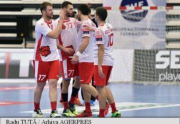 Dinamo se va lupta cu CSM Bucureşti, în sferturile de finală ale Cupei României la handbal masculin