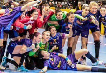 VIDEO Momente EMOȚIONANTE după la Campionatul European de handbal feminin: Româncele, cu ochii în lacrimi la finalul meciului cu Spania