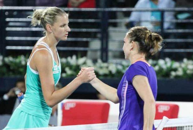Karolina Pliskova, locul 8 WTA, va fi antrenată de Conchita Martinez