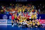 România e CONDUSĂ, la pauză, de Rusia, în seminifinala Europeanului de Handbal