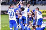 Craiova a învins categoric, pe teren propriu, Gaz Metan Mediaş, scor 2-0: Ardelenii au jucat în inferioritate din minutul 32