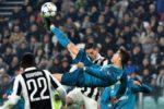 Cel mai bun moment al lui Ronaldo, imortalizat într-un tablou încrustat cu Swarovski, dăruit lusitanului