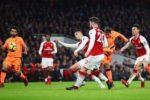 Arsenal merge mai departe în Cupa Angliei după 3-0 cu Blackpool