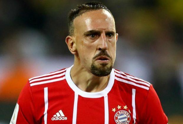 Amenda drastică pentru Franck Ribery din cauza insultelor la adresa celor car îl critică pe pagina de socializare