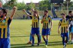 După despărţirea de Viitorul, Srgian Luchin a semnat cu Dunărea Călărași
