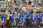 Echipa de handbal feminin Măgura Cisnădie a fost învinsă, scor 34-20, de formaţia germană SG BBM Bietigheim