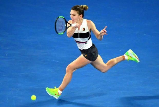 Bucurie fără margini pentru Simona Halep, după victoria cu Venus Williams (VIDEO)