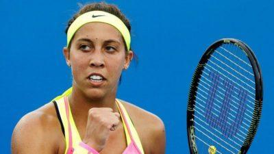 Madison Keys, locul 17 WTA a învins-o pe belgianca Elise Mertens în turul al treilea al Australian Open