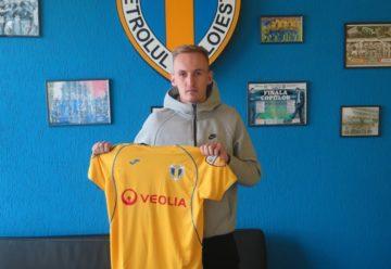 Mijlocaşul Cristian Nicuşor Puşcaş a fost transferat la FC Petrolul
