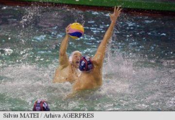 Steaua Bucureşti, campioana României la polo, a fost învinsă de CNA Barceloneta, scor 11-8, în ultimul meci din turul grupei A a Ligii Campionilor