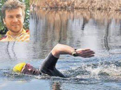 Avram Iancu îl concurează pe Tiberiu Ușeriu - Va participa la Maratonul Artic Ultra 6633