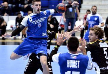 Liga Naţională de handbal masculin: Poli Timişoara a învins Dinamo Bucureşti cu 27-26