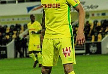 Echipa Niort a jucat, la fel ca Nantes, cu tricouri cu numele SALA