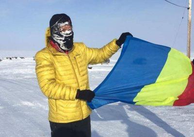 ALERTĂ Tibi Ușeriu e în STARE GRAVĂ: Organizatorii utramaratonului Yukon Arctic Ultra l-au scos din cursă și l-au transportat cu elicopterul