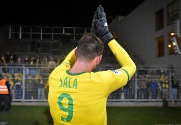 Gest impresionant făcut de clubul FC Nantes: retrage tricoul cu numărul 9 purtat de Emiliano Sala, mort în accidentul aviatic