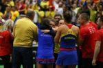 VIDEO A fost CHEF DE CHEF în lotul României de la Fed Cup. Baie cu șampanie, dans și hitul serii: 'Ş-altă dată, ş-altă dată, o s-o facem şi mai, şi mai lată'