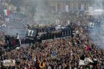 Juventus s-a impus în fața lui Frosinone, scor 3-0, în serie A