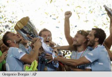 Lazio Roma a fost eliminată din Liga Europa, după o înfrângere cu FC Sevilla