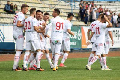 FC Hermannstadt câștigă ultima etapă a campionatului cu Poli Iaşi, cu scorul de 2-0